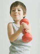 Родители и дети - совместные тренировки