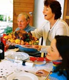 Обед выходного дня. Часть 2. Вторые блюда