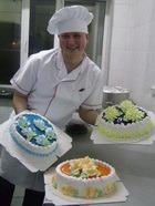 Торт а-ля СмирновЪ