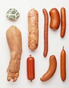 Заготовка мяса. Изготовление домашних колбас. Часть 1