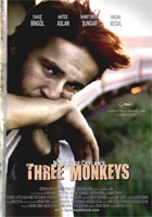 Три обезьяны (Uc maymin)