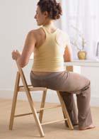 Йога: небольшая зарядка для укрепления мышц шеи и плечевого пояса