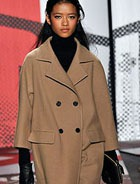 Осенний выбор: пальто, куртки, плащи