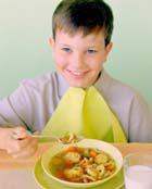 Меню для маленьких гурманов. Часть 1. Первые блюда и закусочные салаты