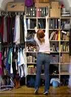 Куда спрятать ненужные вещи?