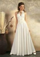 Платье из занавески