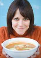 Рецепты для молодых хозяек. Бульон и суп-пюре. Часть 1