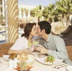Романтический ужин ко Дню святого Валентина