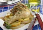 Рецепты для молодых хозяек. Вкусные блюда с курицей. Часть 2