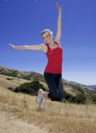 Прыжки - инструмент для похудения