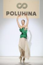 Russian Ballerina –  через архитектуру тела и выразительность минимализма - к триумфу женственности