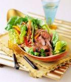 Салаты  для диеты: сытные, но малокалорийные