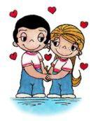 Love is... или Любовь в картинках