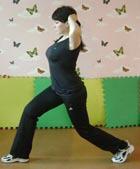 Комплексные упражнения: талия и ноги