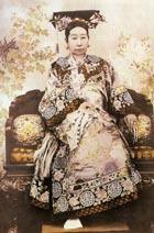 Императрица Цыси: Орхидея, породившая Дракона