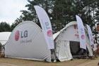 Смартфон LG Optimus и инновационные продукты LG на Всероссийском молодежном форуме «Селигер-2010». Высокотехнологичные  решения для инновационных проектов