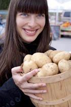 Блюда из картофеля. Часть 3. Салаты с картофелем