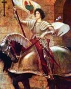 Жанна д'Арк – народная героиня или плод политического пиара?
