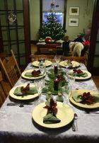 Весёлая встреча Нового года, но не праздник живота