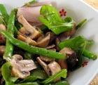 Салаты и закуски  с грибами. Часть 2