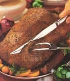 Рождественский гусь, или 10 идей приготовления праздничной птицы. Часть 2