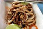Блюда из кальмаров. Часть 1
