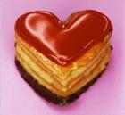 Торт для любимого ко дню Святого Валентина