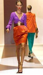 Главные цвета модной весны