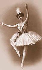 Матильда и Ники: танец любви