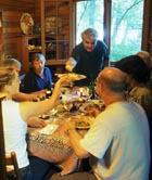 Рыбный день в воскресенье, или Пригласим гостей на рыбку. Часть 1