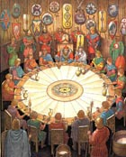 Артур, Мерлин и компания – история или миф?