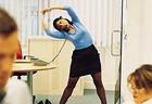 Здоровый  позвоночник для офисного труженика