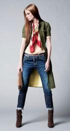 Модный деним осень-зима 2011-2012
