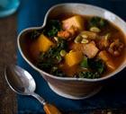 Осеннее питание. Часть 1. Супы с овощами