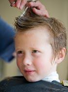 Особенности ухода за детскими волосами