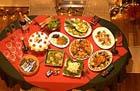 Салаты и закуски к праздничному столу. Часть 1