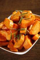 Блюда из сладкого картофеля