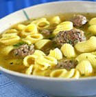 Вкусный суп. Часть 1. Супы с мясом и мясными продуктами