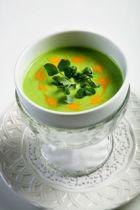 Холодный суп в жаркую погоду