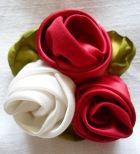 Техника изготовления крученой розы