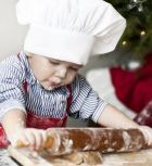 Зимний праздник у ребенка. Часть 2