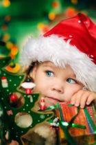 Зимний праздник у ребенка. Часть 3