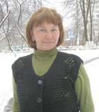 Жилет «Мария Ивановна»