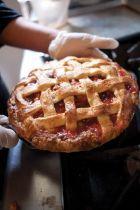 Сладкая выпечка с ягодами и фруктами. Часть 1
