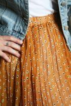 Тренд сезона – юбки плиссе