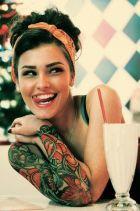 Если вы решили сделать татуировку…