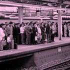 "В токийском метро завелась ""клубничка""."