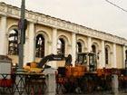 Юрий Лужков сообщил, что реконструированный после пожара Манеж будет открыт 18 апреля