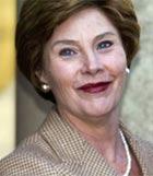 Лора Буш отправилась в Кабул