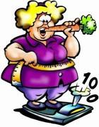 Подумайте...стоит ли бороться с лишним весом?